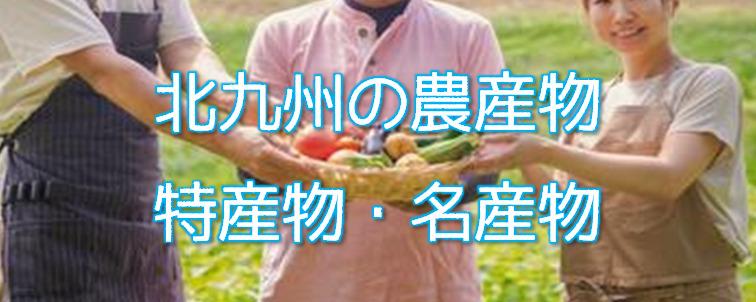 北九州の農産物